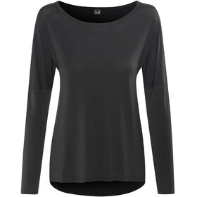 Black Diamond Gym longsleeve Dames grijs
